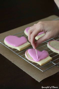 How to Decorate Cookies with Royal Icing... looks like a very thorough tutorial!