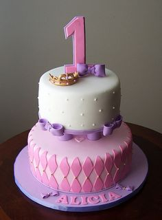 first birthday cake idea...hopefully publix can make it!