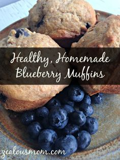 One of my favorite things about summer is simple and inexpensive access to fresh fruits and vegetables. And one of my favorite things to eat for breakfast are homemade blueberry muffins. This is the peak of blueberry season, so why not take advantage and try out some new muffin recipes with this scrumptious berry? I've …