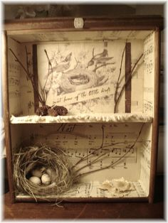 Shadow Box Idea
