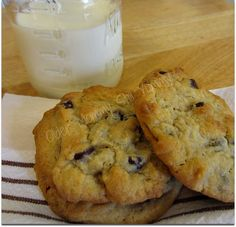 Pudding Chocolate Chip Cookies ~ I have tried many Chocolate Chip Cookie recipes, while some have been good, none have ever measured up to this recipe.