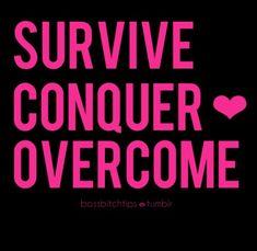 #self #esteem #survivor