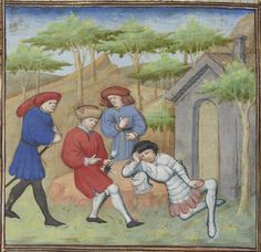 1420 BNF Français 356 Guiron le Courtois