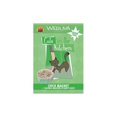 Weruva Cats in the Kitchen Chick Magnet Cat Food Pouches -- You can get additional details at the image link.(This is an Amazon affiliate link and I receive a commission for the sales)