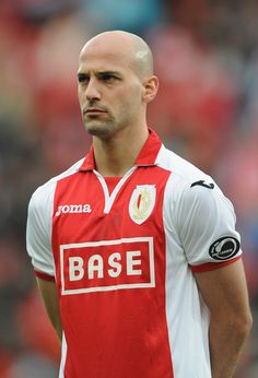 Laurent Ciman Photos Photos - Laurent Ciman of Liege looks on prior to the Belgium Jupilar League match between Standard de Liege and Westerlo at Stade Maurice Dufrasne on August 23, 2014 in Liege, Belgium. - Standard de Liege v KVC Westerlo