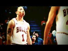 1fdb550bbd3 Derrick Rose - The Return 2013 Knee Injury