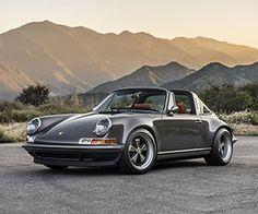 The Re-Imagined Singer Porsche 911 Targa   The Coolist Dope!!