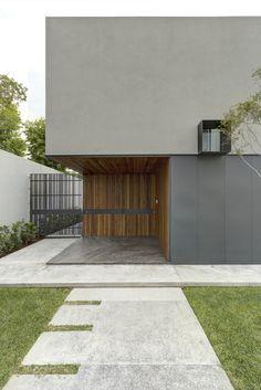 Acceso - Elías Rizo Arquitectos