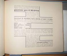 Depero Futurista - Fortunato Depero, 1927