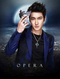 SiWon Super Junior Opera fanart