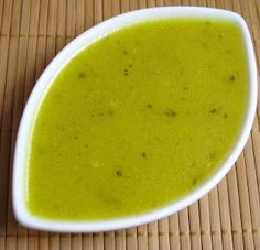 Garlic-Lemon Dressing (scroll down) by Welcome to the Mystery of Albania: Albanian traditional food:recepies