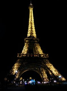 Its a really cool place. I would like to visit Paris.