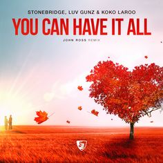 Good morning! The massive John Ross Remix of 'You Can Have It All' is available in all stores now and streaming on #spotify   Listen on Spotify: https://open.spotify.com/album/4xuh3QQnRQTOr1N3Fie3bz Get it on iTunes: https://itunes.apple.com/album/you-can-have-it-all-remixes/id932077351 Get it on Amazon: http://www.amazon.com/You-Can-Have-All-Remixes/dp/B00ORZRBPQ/ Get it on Beatport: http://www.beatport.com/release/you-can-have-it-all-remixes/1407930