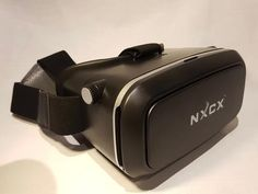 Premium Quality Virtual Reality (VR) Headset with high quality lens. Experience what you can get from Oculus VR, Oculus Rift, Samsung Gear VR without the high cost. View Youtube Movies in 3D, Experience the world in 3D through VR Apps. Follow NXCX!