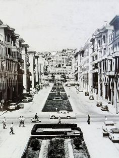 Macedonia Greece, Athens Greece, Greece History, Thessaloniki, Old City, Historical Photos, Old Photos, Paris Skyline, Beautiful Places