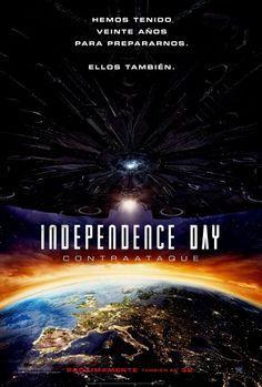 Descargar gratis Independence Day pelicula completa en HD español latino