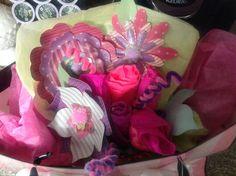 Underwear rose bouquet