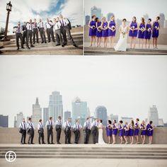 Urban Event Wedding | freelandphotography.com