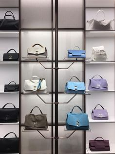 la Boutique Zanellato a Milano