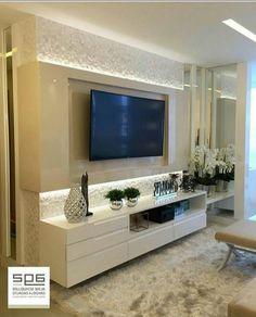 Tv Unit Furniture, Leather Living Room Furniture, Living Room Tv Unit, Home Living Room, Interior Design Living Room, Living Room Designs, Paint Colors For Living Room, Design Case, Condominium