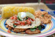 Foster Farms Recipe: Foster Farms Chicken Fajita-Style Quesadillas. I just make fajitas out of this. Foster Farms has a bag of fajita marinated uncooked frozen chicken that you just cook in a frying pan. Add peppers & onions, and you have the fixings for fajitas.
