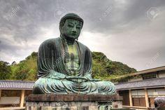 14581675-Kamakura-Japan-famous-Great-Buddha-statue-Daibutsu-in-Kotoku-in-buddhist-temple-Kanagawa-prefecture--Stock-Photo.jpg (1300×865)