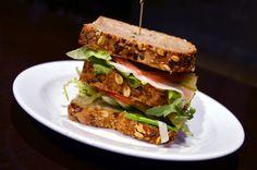 Moje cukrářství - toast Sandwiches, Food, Essen, Meals, Paninis, Yemek, Eten