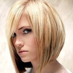 Neck Length Hairstyles on Pinterest | Bowl Haircuts, Scrunched ...