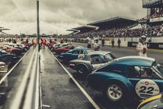 2012 Le Mans Classic by Laurent Nivalle   Hypebeast