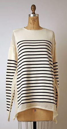 Jean Paul Gaultier   Sweater   French   The Met