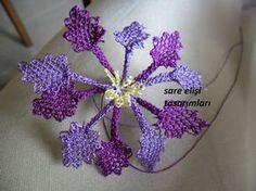 İğne Oyası Paşa Nişanı Çiçeği Yapılışı - Moda Yeni | Moda - Havlu kenarı modelleri - iğne oyası