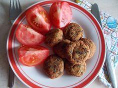 Reteta culinara Chiftele de post, din cartofi si ciuperci din categoria Mancaruri de post. Specific Romania. Cum sa faci Chiftele de post, din cartofi si ciuperci Food And Drink, Ethnic Recipes, Diet