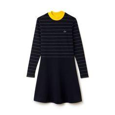 Robe hiver Lacoste / 30 robes à la faveur de l'hiver / Fashion / Winter / Dresses