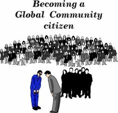 Certified Corporate Global Community Citizenship (CCGCC)  This website explains the vision of a true global community and what you need to do to become a global citizen of the world.