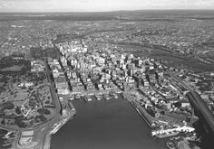 Circular Quay.Year unknown .. Before the AMP Bld