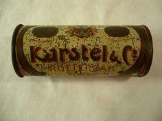 'Karstel & Co.' of Rotterdam, Croquettes de Chocolat Tin