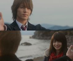 Kinkyori Renai (Close Range Love aka A Short Distance Relationship) #JDrama #Film #Manga #Liveaction