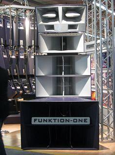 Favourite sound system.