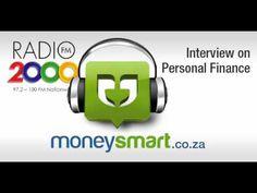 moneysmart CEO, Tobie Van Zyl, is interviewed on personal financial management in South Africa Personal Financial Management, Personal Finance, Managing Your Money, Debt Payoff, Budgeting, Interview, Budget Organization