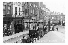 - Hill Street , Richmond , Surrey - photo in Collectables, Photographic Images, Contemporary Richmond Surrey, Richmond London, Richmond Upon Thames, Old London, London Photos, Local History, Old City, Old Photos, Worlds Largest