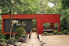 shipping container cabins - Google Search