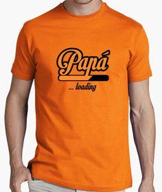 Camiseta Papa loading