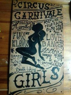 Wild Girls of Carnivale Circus^^