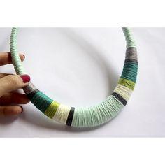 www.estudioshp.etsy.com #necklaces #handmadenecklace #summer #accesorires