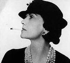 """""""fashion changes, style remains.""""  Coco Chanel, you are a very smart woman."""
