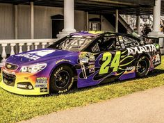 Jeff Gordon--#24 Myfav.driver & my fav. color