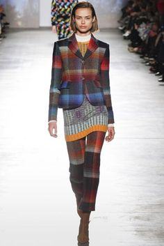 Missoni Autumn/Winter 2017 Ready-to-wear Collection | British Vogue