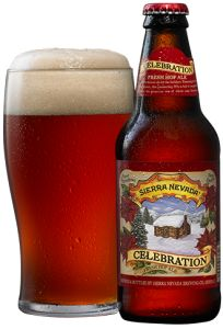 Parmesan Cheese, Curry or Ginger Spice Cake pair well with Sierra Nevada Celebration Ale