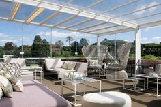 Best Rooftop Bars at Rome's Premier Hotels: Hotels Article by 10Best.com
