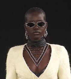 the diary of a fashion cowboy Black Girl Aesthetic, Aesthetic Gif, Aesthetic Videos, Black Girl Magic, Black Girls, Beautiful Black Women, Beautiful People, Brown Skin, Dark Skin